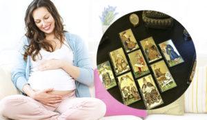 Как сделать бесплатное гадание на беременность