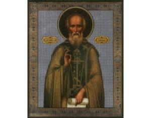 Православная икона Святого Иосифа.