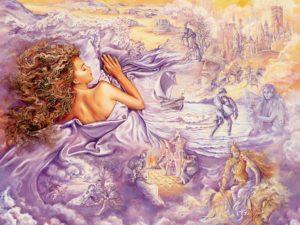 Толкование если во сне приснились цветы
