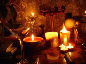 Очень сильный приворот любимого на три свечи Черный сват