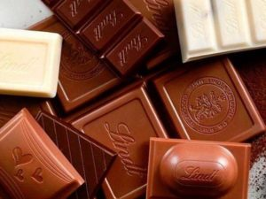 Самый лучший швейцарский шоколад