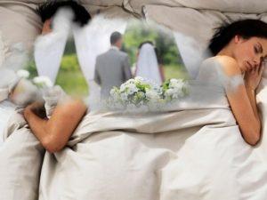 Значение по современному соннику сна выходить замуж