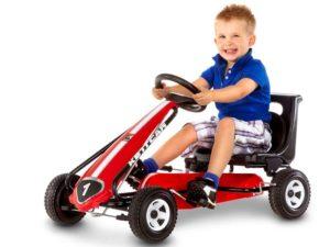 Какие игрушки можно подарить 6-летнему мальчику