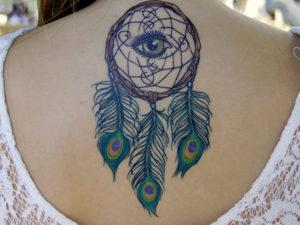 Какие лучше татуировки от сглаза и порчи