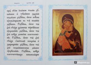 Чудотворная молитва иконе Владимирская Богородица