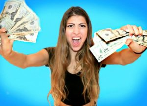 Как в отпуске можно заработать деньги