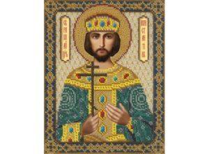 Христианская икона святого Константина