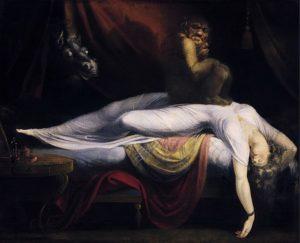 Что означает по соннику нападать во сне
