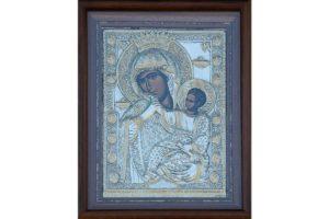 Православная икона Божьей Матери Утешение