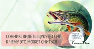 Как растолковать по соннику если приснилась рыба во сне
