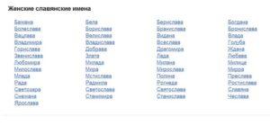 Популярные польские имена, их значение и происхождение