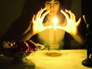 Как делают порчу черной магией на смерть по фотографии