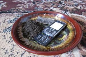 Как нанести порчу по телефону