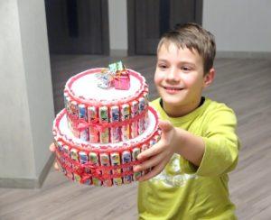 Интересные варианты подарков 4-летнему мальчику