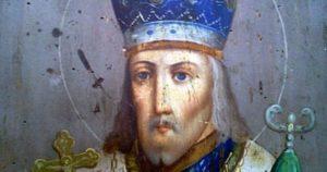Икона Иоасафа Белгородского.
