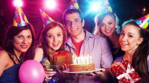 Как хорошо отметить день рождение или что подарить парню в 25 лет?