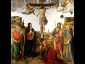 Православная икона Распятие Христа