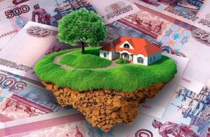 Как заработать деньги на участке земли