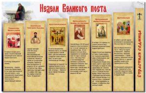 Значение православного поста