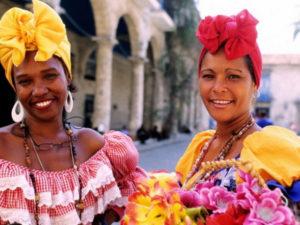 Современные мужские и женские кубинские имена