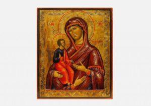 Самые почитаемые православные иконы.