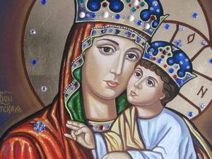Киево Братская икона Божьей Матери