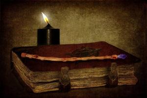 Старые книги приворотов