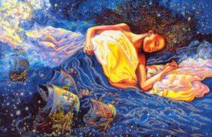 Категория символических вещих снов
