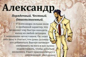 Значение популярного мужского имени Александр