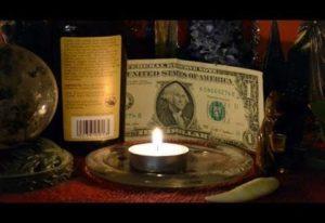 Белая магия для денег