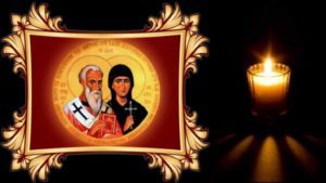 Христианские иконы от порчи и сглаза.