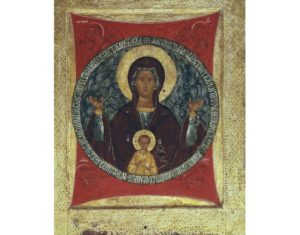 Православные новгородские иконы
