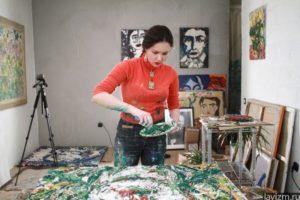 Как заработать художнику на картинах