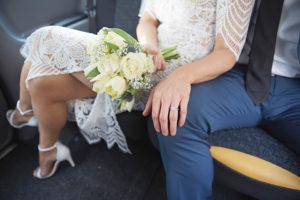 Были намеки на свадьбу
