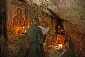 Христианские афонские молитвы