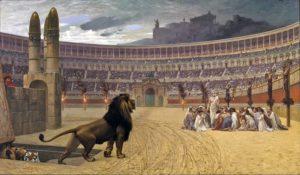 Христианская молитва Льва