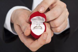 Значение если любимый парень подарил кольцо
