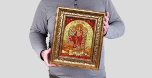 Какую православную икону подарить маме
