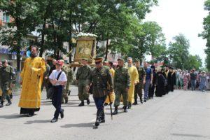 Православные чудотворные иконы военных